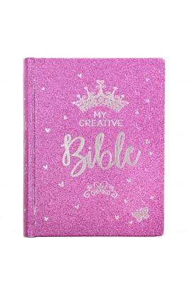 MY CREATIVE BIBLE FOR GIRLS ESV JOURNALING PURPLE