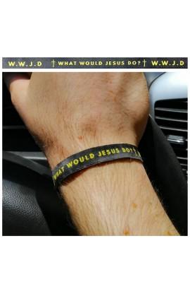 WWJD AYAT New Tie Band 30 cm