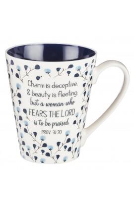 Mug Charm Prov 31:30
