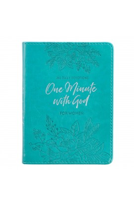 Devotional One-Minute With God For Women