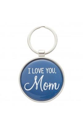Keyring in Tin Prayers Mother's Heart