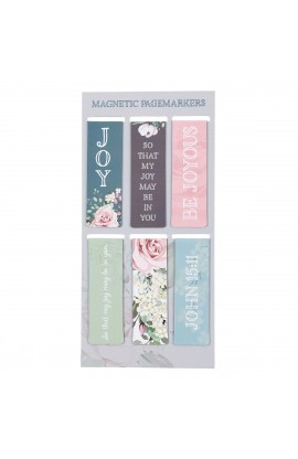 Magnetic PageMarker That Joy May Be In You John 15:11