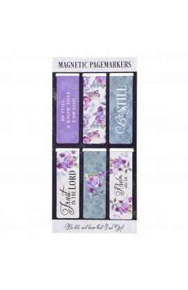 Magnetic PageMarker Be Still Psa 46:10