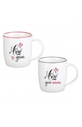 Mug Set I Love You