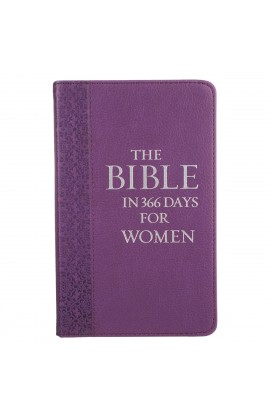 The Bible in 366 Days for Women LuxLeather Edition