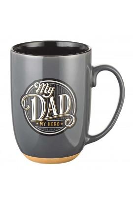 Mug Ceramic My Dad My Hero