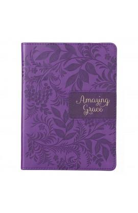 Journal Handy Purple Amazing Grace