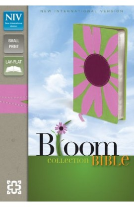 NIV Thinline Bloom Collection Bible Compact