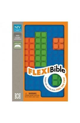 FLEXI BIBLE NIV BLUE