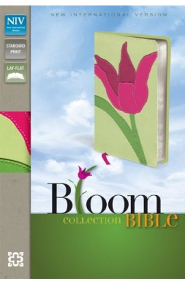 NIV THINLINE BLOOM COLLECTION BIBLE