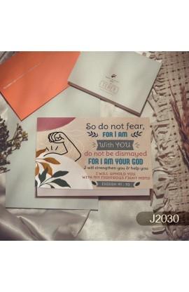 GIFT CARD J2030