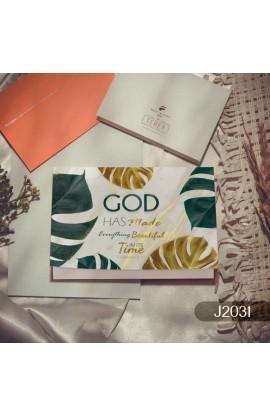 GIFT CARD J2031