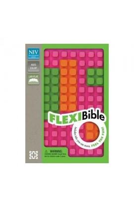 NIV FLEXI BIBLE PINK