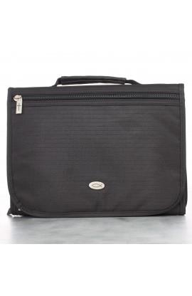 Black Three-Fold Organizer (Medium)