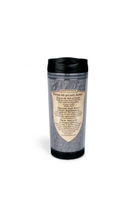 Tumbler Mug-Acrylic/Plastic-Armor of God
