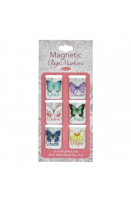 Butterfly Blessings Pagemarker
